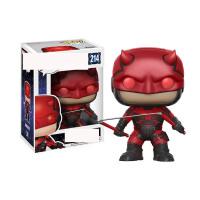 超胆侠 夜魔侠公仔手办人偶模型车载摆件Daredevil 121# POP 214# 超胆侠 双节棍