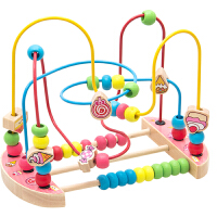 儿童益智玩具一岁宝宝6-12个月婴儿1-2-3周岁男女孩早教绕珠串珠