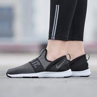 NIKE耐克女鞋训练鞋2019新款FLEX系列一脚蹬低帮休闲运动鞋AQ9940
