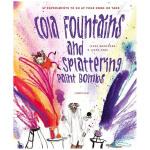 Cola Fountains&Splattering Paint Bombs可乐喷泉和泼墨