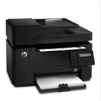 惠普(HP) LaserJet Pro MFP M128fn一体机(打印 复印 扫描 传真)惠普m128fn激光一体机 hp m128fn打印一体机 支持网络 平板式复印机 *复印机 替代 惠普 M1213NF HPM1213nf