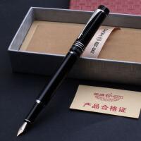 英雄7022世纪黑丽雅铱金笔/钢笔 英雄笔