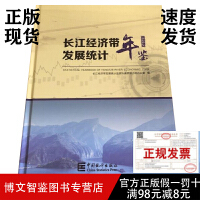 长江经济带发展统计年鉴2020-正版现货