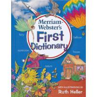M-W's First Dictionary 韦氏初级儿童字典(适合5-7岁) ISBN 9780877792741