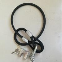 抗液压剪电动车锁摩托车锁钢丝绳锁防盗锁自行车电瓶车锁三轮车锁