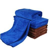 洗车毛巾汽车超细纤维大号加厚吸水擦车巾洗车布用品60 160 洗车小毛巾大毛巾
