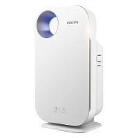 飞利浦(PHILIPS)空气净化器 家用办公室除甲醛 除雾霾 除PM2.5 数字显示 AC4072 白色