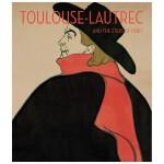 图卢兹-罗特莱克与巴黎之星 Toulouse-Lautrec 英文原版