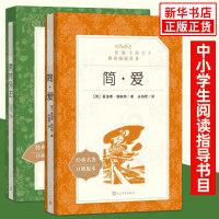 儒林外史+简爱(九年级下册推荐阅读) 人民文学出版社