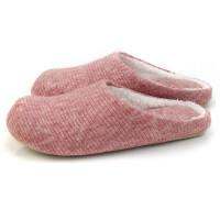 情侣拖鞋冬季加厚保暖包跟可爱家居拖鞋居家男女棉拖鞋