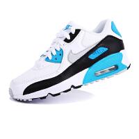 耐克(Nike)童鞋男童气垫鞋大童运动鞋休闲鞋儿童跑步鞋 833418 101 白色38