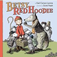 【预订】Betsy Red Hoodie