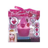 儿童彩妆套装玩具旋转蛋糕化妆品粉盒公主女孩礼物 儿童化妆品套装组合 女孩 7-14岁