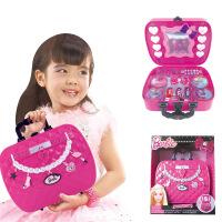 儿童口红 儿童指甲油 儿童化妆品 儿童化妆品套装组合 女孩 7-14岁儿童化妆盒KLD