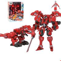 钢铁飞龙2奥特曼崛起变形机甲恐龙金刚5机械兽战士奥特龙神号玩具