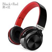 无线蓝牙耳机 头戴式游戏耳麦手机电脑通用插卡4.1重低音潮 官方标配