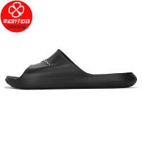 Nike/耐克凉鞋男鞋新款舒适轻便运动一字拖沙滩鞋休闲拖鞋CZ5478-001