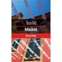 预订Time Out Madrid Shortlist:Pocket Travel Guide