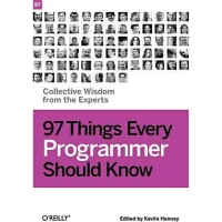 预订97 Things Every Programmer Should Know:Collective Wisdom f