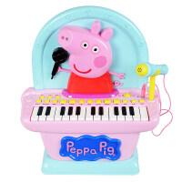电子琴儿童初学小钢琴玩具带麦克风音乐舞台宝宝生日礼物 的音乐台