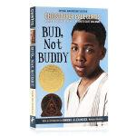 Bud, Not Buddy 我叫巴德,不叫巴弟 英文原版 纽伯瑞奖小说 儿童阅读英语训练辅导提升阅读能力