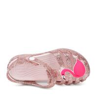 Crocs卡骆驰伊莎贝拉奇趣小凉鞋205535