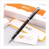 毕加索旗下优尚S108金属签字笔/宝珠笔男女士商务走珠水笔