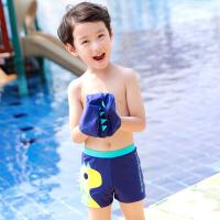 男孩小宝宝游泳裤小童泳衣儿童泳裤男童中大童分体游泳衣