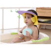 宝宝洗头婴儿洗头帽护耳儿童浴帽洗澡小孩子洗头发洗发帽