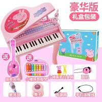 儿童玩具钢琴电子琴女孩初学1-3岁宝宝