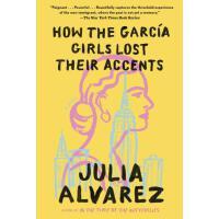 【预订】How the Garcia Girls Lost Their Accents