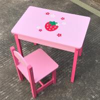 木制过家家儿童厨房玩具套装女孩男孩3-4-5-6岁做饭煮饭礼物送孩子生日礼物 【桌凳组合】