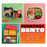 【预订】Everyday Bento 50 Cute and Yummy Lunches to Go