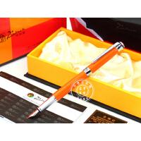 毕加索PS-903瑞典花王橘黄铱金笔 毕加索钢笔 pimio