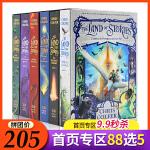 故事之地6册全套装 The Land of Stories 英文原版小说 异世界童话之旅1-2-3-4-5-6册盒装