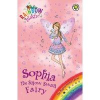 Rainbow Magic: The Magical Animal Fairies 75: Sophia the Snow Swan Fairy 彩虹仙子#75:动物仙子9781408303535