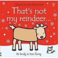 预订That's not my reindeer...