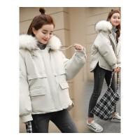 羽绒棉衣女短款新款冬装外套学生小个子棉袄韩版百搭