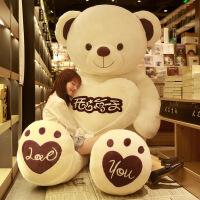 六一儿童节520抱抱熊公仔泰迪熊猫布娃娃女情人节生日礼物毛绒玩具大熊玩偶抱枕520礼物母亲节
