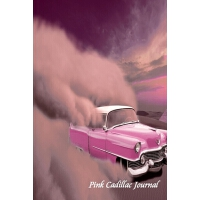 【预订】Pink Cadillac Journal: Retro style vintage car notebook