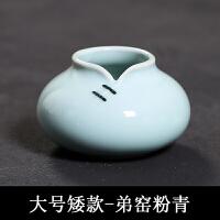 佛堂居室陶制小号花器摆件桌面装饰简约观赏古典花瓶花器