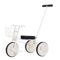 20190702025357985儿童三轮车脚踏车超轻简易手推车婴儿1-5岁男女可骑宝宝自行车 +推把