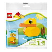 [当当自营]LEGO 乐高 DUPLO 得宝系列 乐高?得宝?小鸭子拼砌包 30321 赠品不可销售