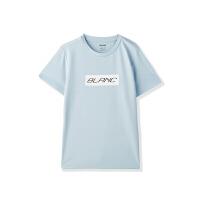 【到手价100】安踏童装男童t恤2021年夏季新款中大童T恤运动短袖352128140