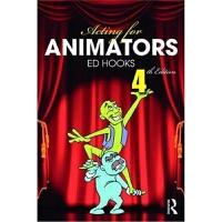 预订Acting for Animators:4th Edition