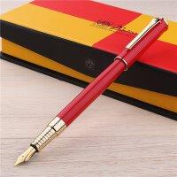 毕加索精英钢笔PS-988铱金男女士办公学生练字钢笔墨水笔