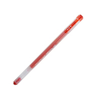 爱好 全针管矫姿中性笔 红色0.5mm三角杆(单支)水笔/碳素笔/签字笔 47930 当当自营