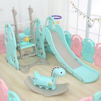 【加长游戏滑滑梯】新款滑滑梯儿童室内秋千组合小型家用游乐园幼儿园宝宝小孩健身玩具模型