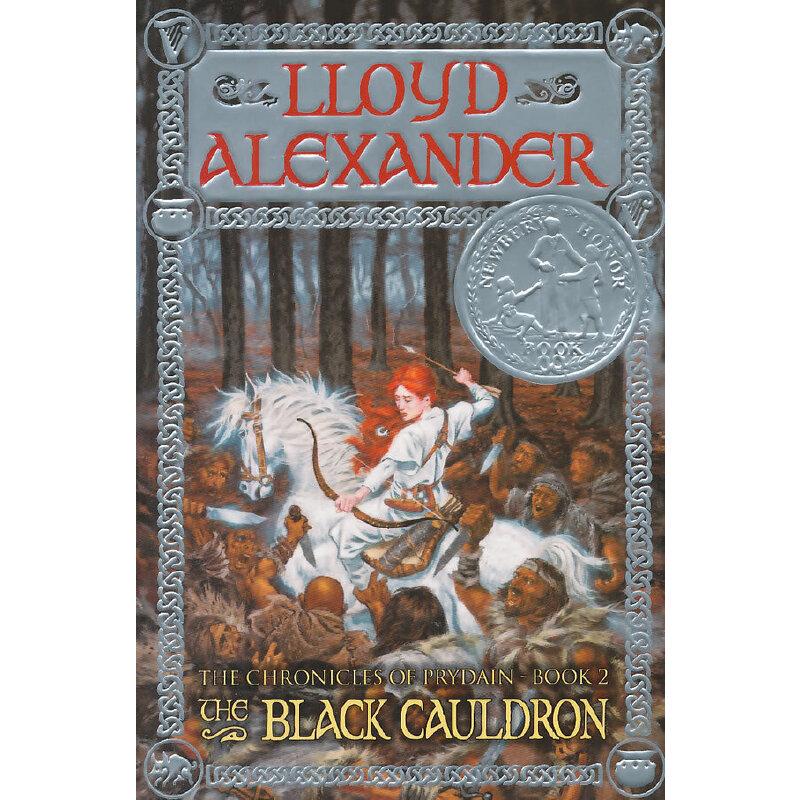 The Black Cauldron 黑神锅传奇(荣获纽伯瑞银奖)ISBN9780805080490