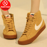 Nike/耐克女鞋新款高帮运动鞋舒适轻便防滑耐磨休闲鞋板鞋DB5461-700